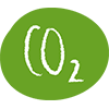 L'obiettivo è ridurre del 20% le nostre emissioni di CO2 tra il 2015 e il 2018 per ogni kg di prodotti fabbricati