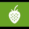 Le puree di frutta dei dessert vegetali sono elaborati direttamente nel nostro stabilimento in Alta Savoia