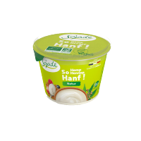 Yogurt di canapa
